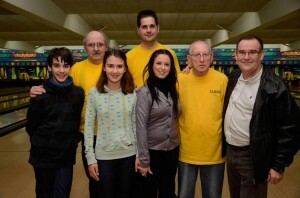 Campeones del torneo de Bolos de la Junta Central Fallera/josep vicent zaragoza