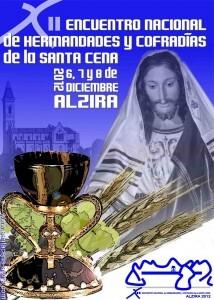 Cartel Anunciador Encuentro Santa Cena