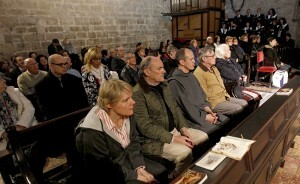 Los cofrades celebrarán las ponencias está tarde en Alzira/alberto saiz-avan