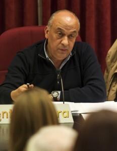 El presidente de la JCF, Francisco Lledó/isaac ferrera