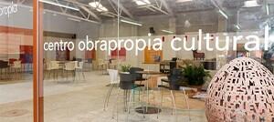 Sala de actividades de Obrapropia