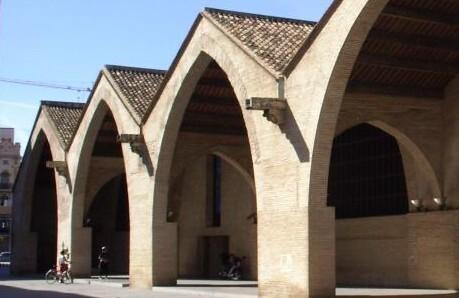 Edificio de las Atarazanas que forma parte del plan donde se ha producido la sentencia/vlcciudad