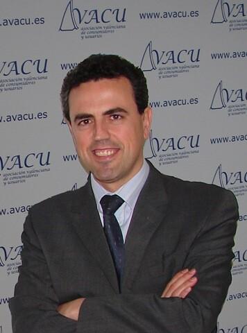 Fernado Móner, presidente de Avacu/avacu