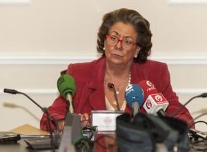 La alcaldesa mostró su satisfacción por el acuerdo con la Fundación Blasco Ibañez/i.ferrera