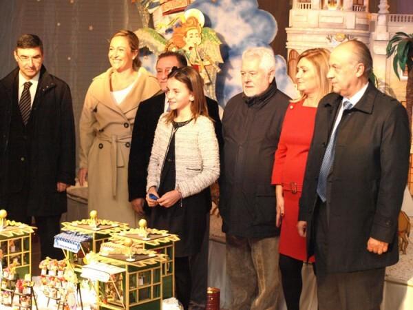 Belén de Na Jordana 2012 - Inauguración del Belén. Fotos: Artur Part