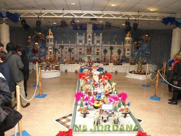 Belén de Na Jordana 2012 - Vista general del montaje. Fotos: Artur Part