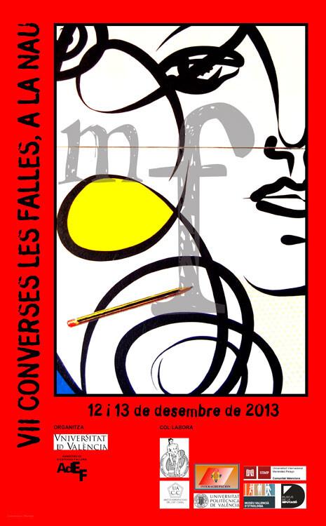 Les Falles, a la Nau, edición 2012