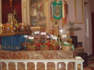 La imagen de la Inmaculada Concepción presidirá la misa de la Casa de Andalucía de Valencia/casadeandalucía