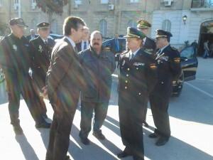 El director general de la Policía en Zapadores/jspvlc