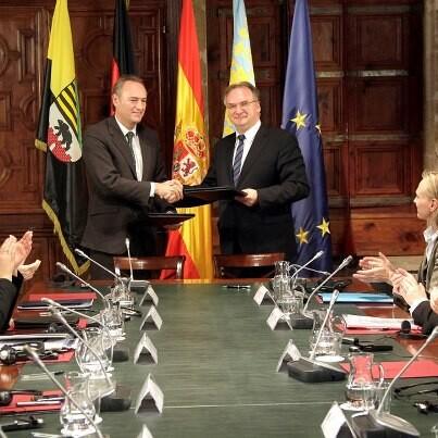 El presidente de la Generalitat Alberto Fabra/gva