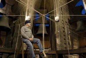 Francesc Llop es el presidente de los campaneros de la Catedral y antropólogo