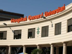 Fachada del Hospital General/vlcciudad