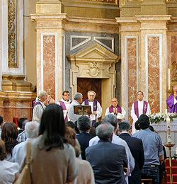 Interior de la iglesia de la Compañía de Jesús/vlcciudad