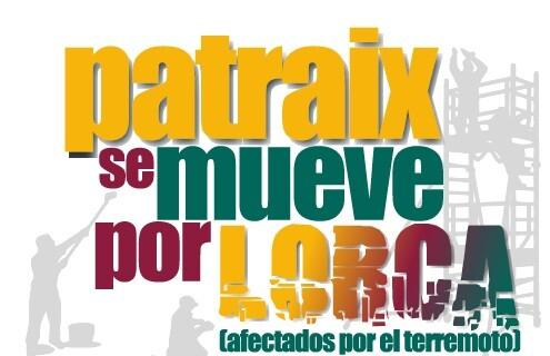 Logo de la campaña Patraix por Lorca