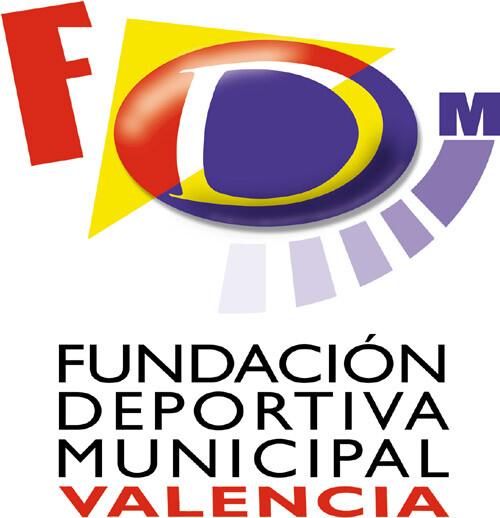 Logo de la Fundación Deportiva Municipal