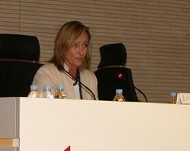 Lourdes Bernal, concejal del Ayuntamiento de Valencia