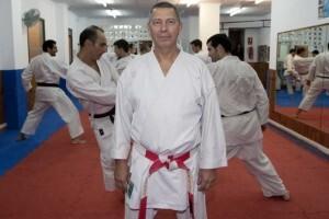 El presidente de la Federación de Kárate, Marceliano Gómez, se retira tras 14 años al frente del organismo/marga ferrer