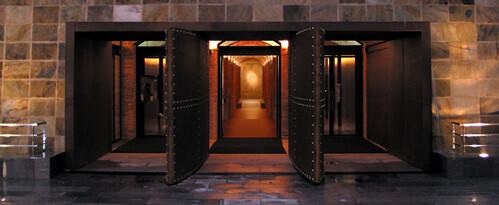 Entrada al Museo de Historia/ayto valencia