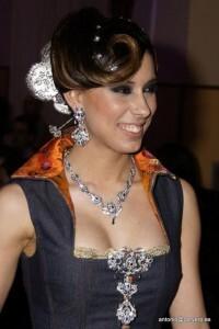 Sandra Polop participó en el acto a pocos días de su concierto-cena acústico/antonio cervero