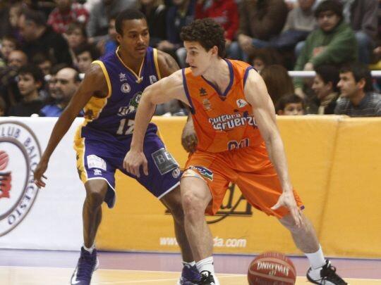 Valencia Basket - Valladolid