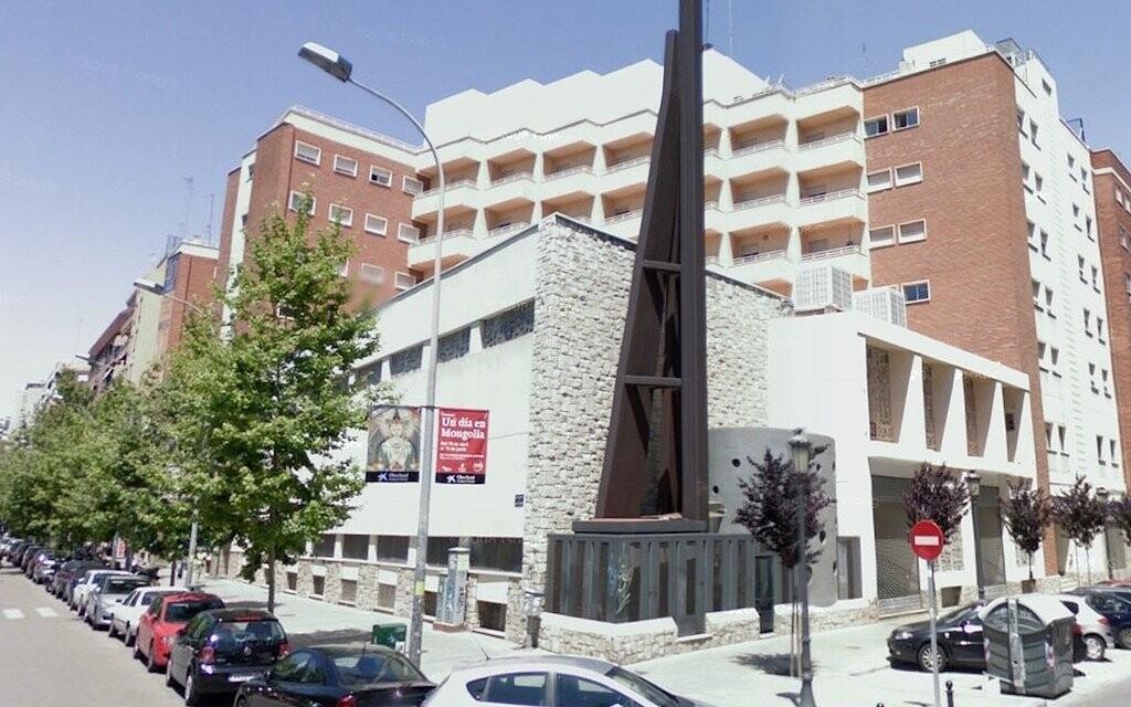 Parroquia de San Francisco Javier sita en el barrio de San José