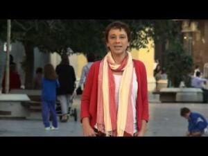 La regidora Pilar Soriano