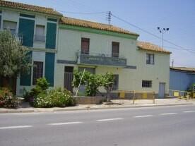 Viviendas de la pedanía de Pinedo de Valencia