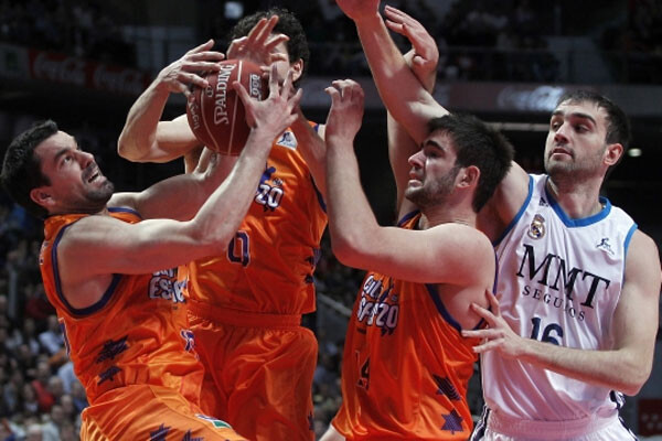 Real Madrid - Valencia Basket, 87-84