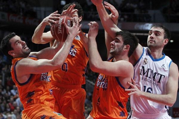 Real Madrid - Valencia Basket, 87-84