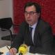 Rueda de prensa del nuevo presidente de Fecoval, José Luis Santa Isabel