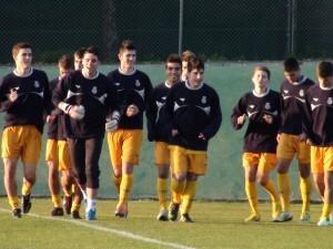 La selección sub 18 entrena para afrontar los encuentros/fvf