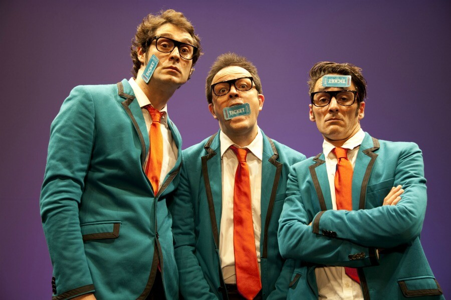 El grupo Ticket saldrá a escena el viernes en Espai Rambleta