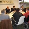 FGV instalará en 14 estaciones más de Metrovalencia a ccesos a los trenes para personas de movilidad reducida