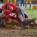 Un momento del encuentro entre Firebats y Giants en el Jardín del Turia/Giants