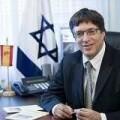El embajador de Israel en España