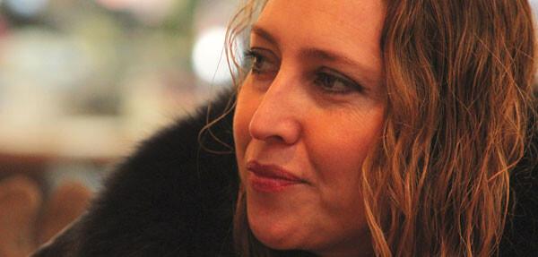 Gisela Renes, en un momento del @EnClaveVLC