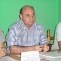 El presidente de la confederación vecinal, Juan Antonio Caballero/cavecova
