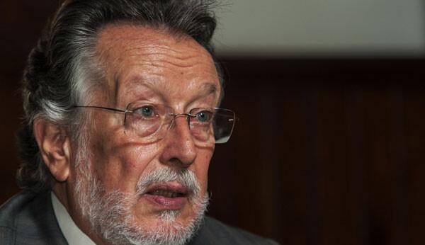 Alfonso Grau, durante su entrevista con Paco Varea.