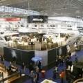 Salón náutico de Düsseldorf en la edición de hace varios años y donde ahora se presenta Valencia