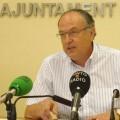 Félix Estrela, concejal socialista del Ayuntamiento de Valencia