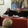 El arzobispo firma el inicio del proceso de investigación del presunto milagro/alberto saiz