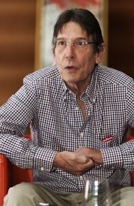 Fofito recuerda a Torrevieja y a Valencia en la entrevista/Isaac Ferrera