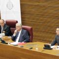 Serafín Castellano reiteró el compromiso de la Generalitat con la Real Academia de Jurisprudencia y Legislación