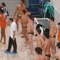 Indignación en las filas del Waterpolo Turia en su partido contra el San Feliu