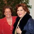 La alcaldesa y la princesa de Jordania/ayto valencia