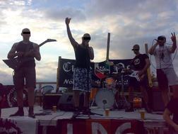 El grupo Killer Sorpresa tiene previsto actuar en un local de la plaza Cedro del barrio de Ciudad Jardín