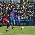 El Levante no pudo remontar y se centra ahora en la Europa League y en la Liga/isaac ferrera