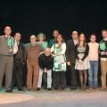 I Premis Bernarda de Teatre organizados por la Falla Sevilla - Denia