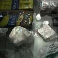 La policía decomisó seis kilos de cocaína en el piso/cnp