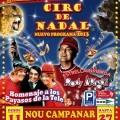 Cartel del Circ de Nadal anunciando la presencia de Rody Aragón/circ de nadal